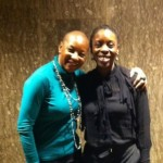Viv and Amanda Rabor