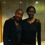 Viv and Hazel Chawapiwa